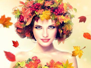 Простой уход за лицом осенью