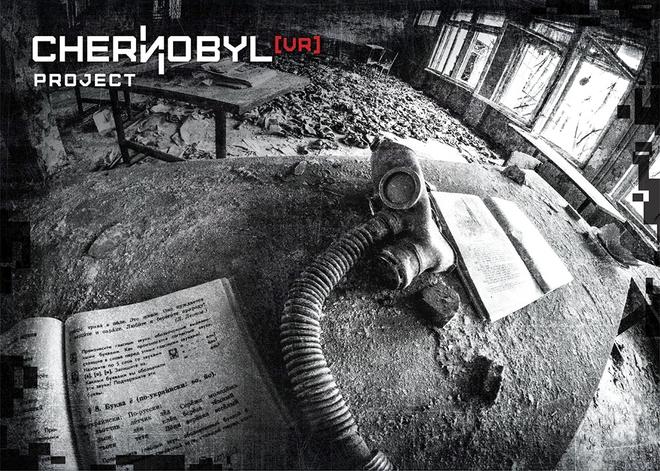 Поляки розробляють віртуальний тур по Чорнобильській АЕС