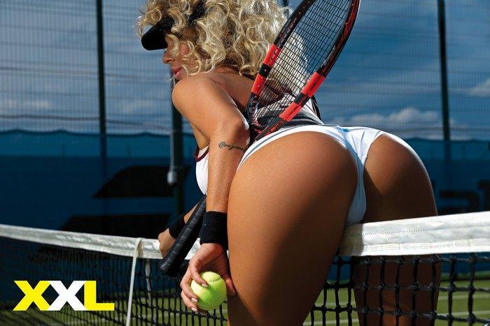 Фото голих теннисисток, секс с сочными мамочками видео