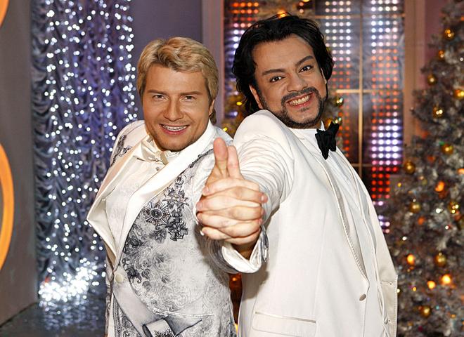 Басков и Киркоров