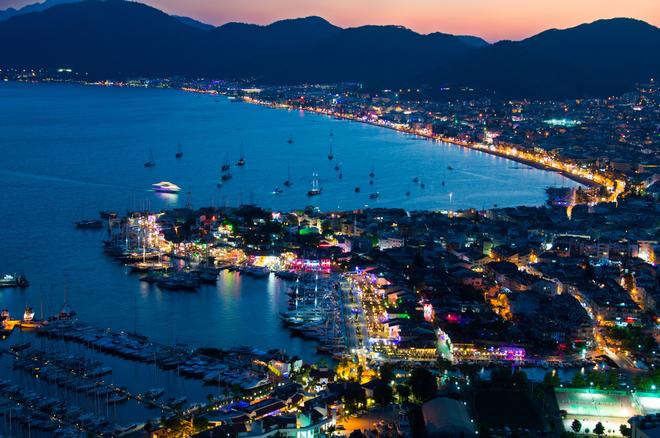 Отдых в Турции: самые популярные молодежные курорты