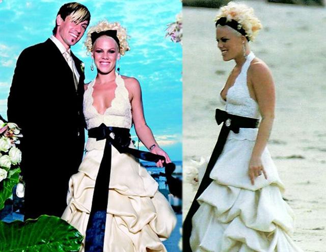 ТОП самых шокирующих свадебных платьев