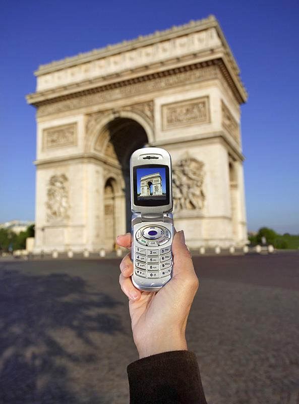 Телефон для подорожей
