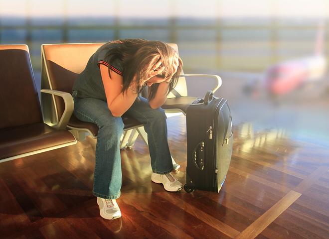 Втрата багажу в аеропорті