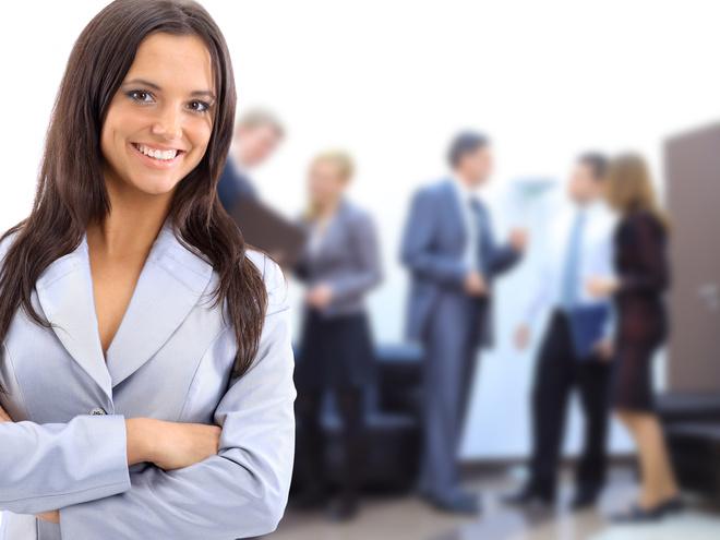 Как работают женские секреты в PR технологиях, успешная леди