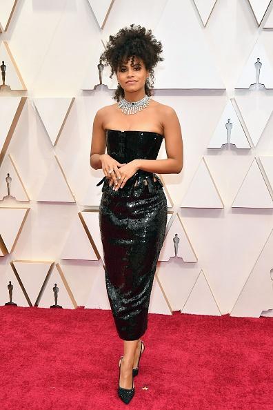 Зази Битц Оскар 2020