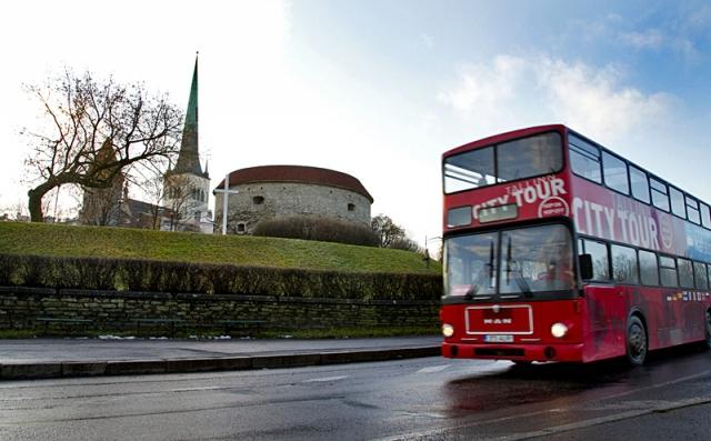Автобусные туры по городам: Таллинн, Эстония