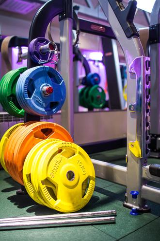 Интерьер Body Art Fitness