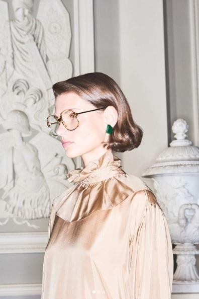 Вікторія Бекхем окуляри