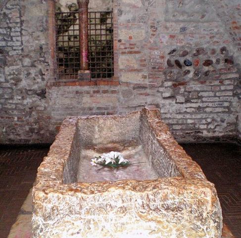 Гробниця Джульєтти