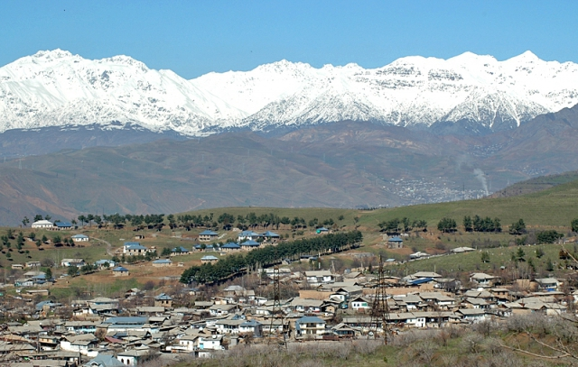 Великий шовковий шлях: Душанбе, Таджикистан