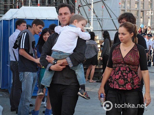 У родині Валерія Харчишина трапилася трагедія