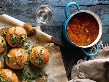 Великий піст українські страви
