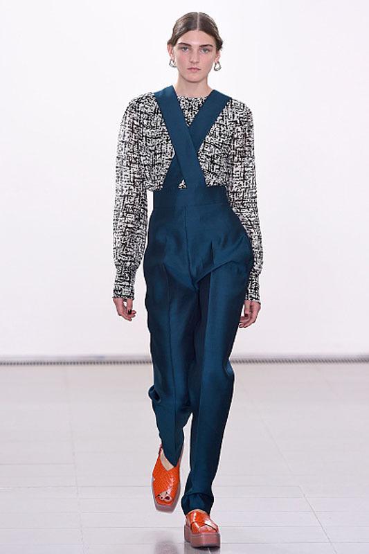 7 кращих колекцій Лондонського тижня моди