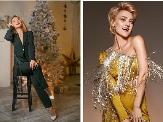 Какой новогодний декор выбирают украинские звезды