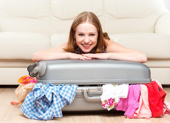 Подорож завдовжки у вікенд - як швидко і правильно зібрати валізу