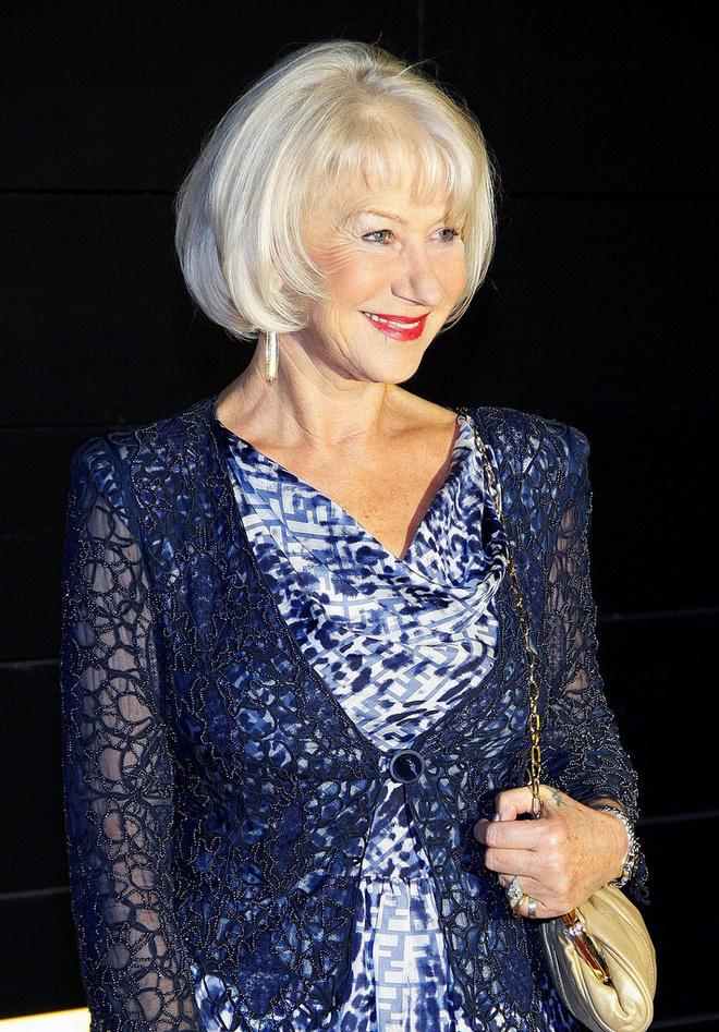Хелен Миррен в свои 64 года снялась голой