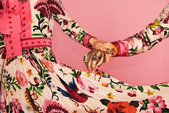 Капсульная летняя коллекция Gucci Garden