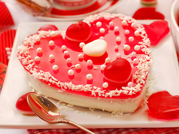 Рецепт желейного пирога