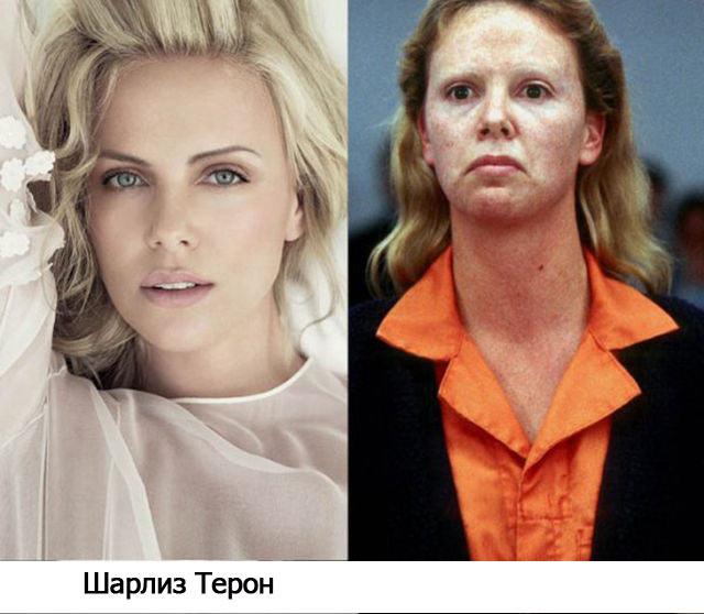 Шокирующие перевоплащения талантливых актрис