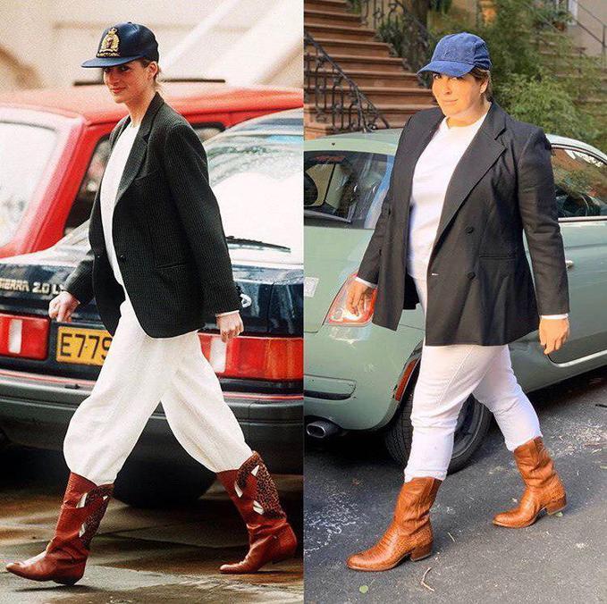 У стилю немає розміру: плюс-сайз блогер одягається як світові знаменитості