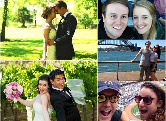 Романтичні історії пар, які познайомилися під час подорожі