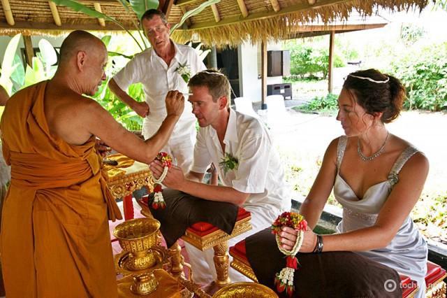 Свадьба «не как у всех»: Свадьба в Таиланде
