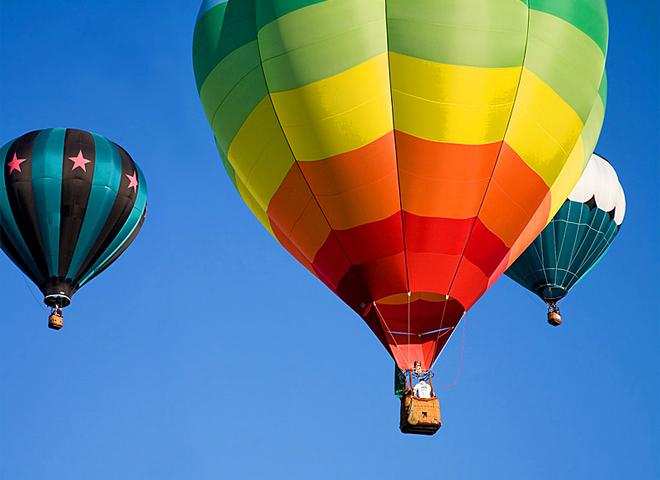 Воздушные шары в Украине