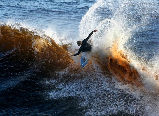 Кращі місця для серфінгу: Каліфорнія, Північна Америка