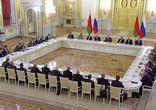 Путин и Лукашенко провели заседание Высшего Государственного Совета