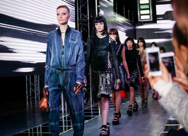Показ Louis Vuitton пройдет в Рио