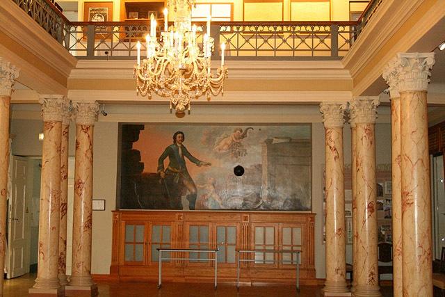 Музеи Риги:Музей истории Риги и мореходства