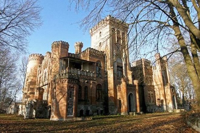Малоизвестные места Украины: Усадьба Даховских