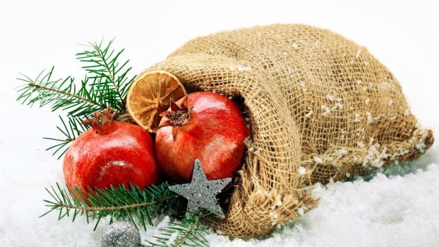 Открытки к Новому году 2014