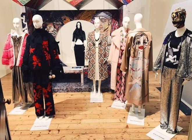 Украинские дизайнеры на International Fashion Showcase