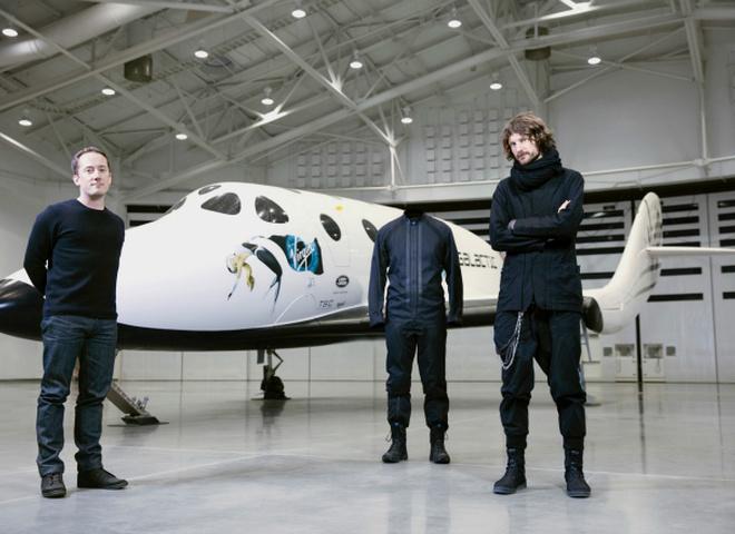 Y-3 для Virgin Galactic