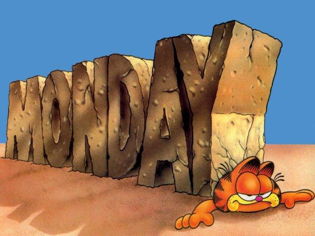 Снова этот понедельник!(