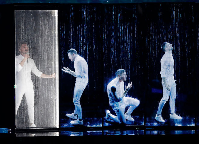 Какой была вторая попытка Сергея Лазарева покорить Евровидение-2019: видео