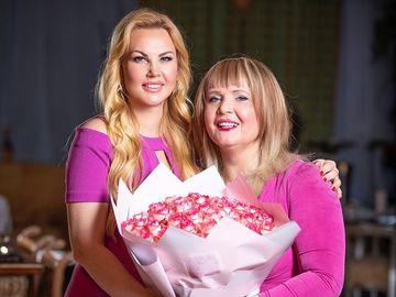 KAMALIYA с мамой