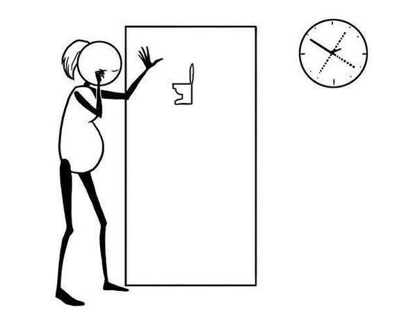 Как проходит твоя беременность