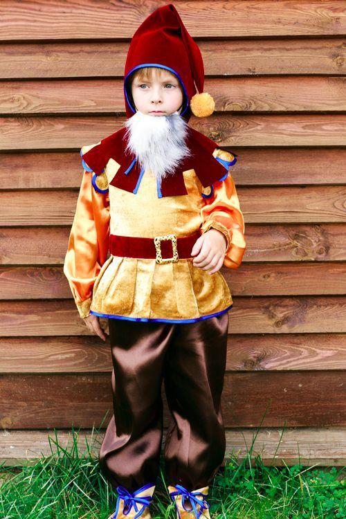 Дитячі костюми на Новий рік