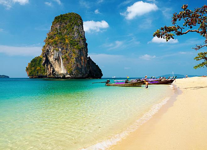 Пляж Прананг (Тайланд)