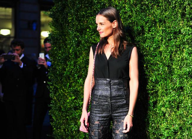 Кеті Холмс на кінофестивалі Tribeca
