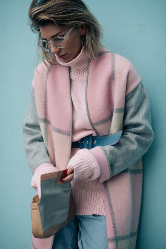 Что носить весной 2017: стритстайл-образы Кати Сильченко