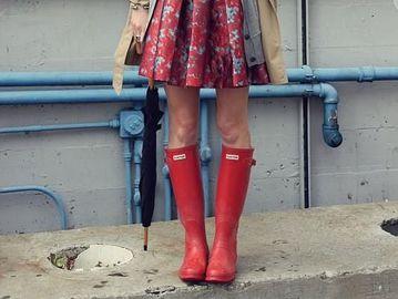 Гумові чоботи стрітстайл