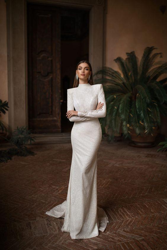 Весільні сукні для нареченої під знаком зодіаку Овен