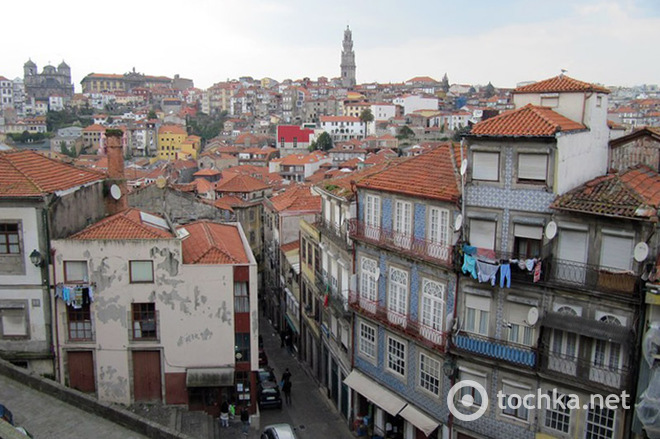 Путешествие по Португалии на автомобиле