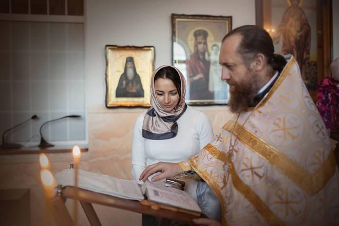 Хрещення сина Ілони Гвоздьової