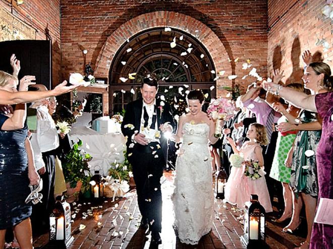 Английские свадьбы
