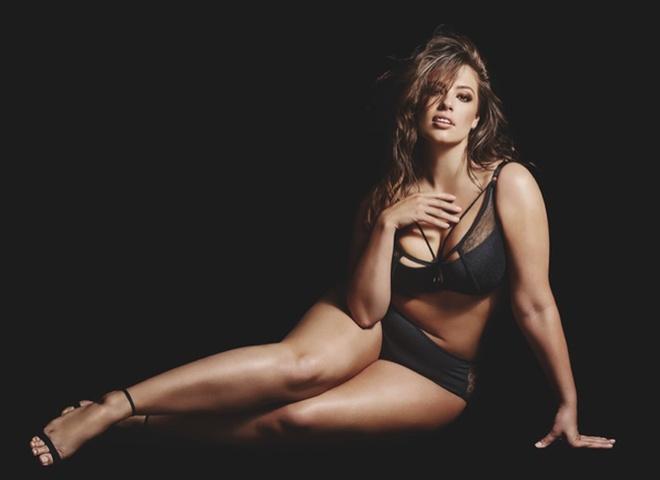 "Plus-size модель Ешлі Грехем стала членом журі в шоу ""Топ-модель по-американськи"""